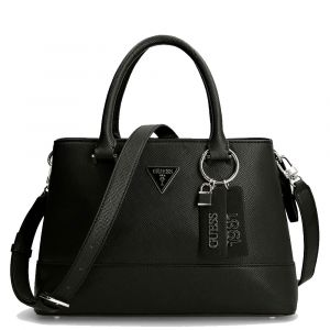 GUESS Cordelia Line – Black Handle Bag