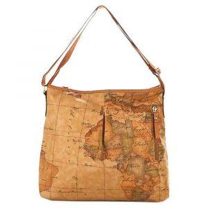 Woman's Bag Shoulder 1A Classe Alviero Martini Geo Soft N117