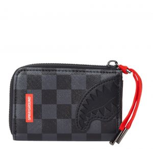 SPRAYGROUND Henny Black Print Wallet