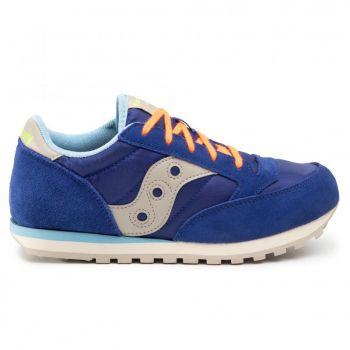 Saucony Jazz Original Kids Line – Blue Sneakers