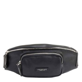 THE BRIDGE Bolgheri Line - Man Belt Bag Made in Italy
