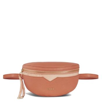 1A Classe Alviero Martini Medina City Line - Peach Color Belt Bag GO59