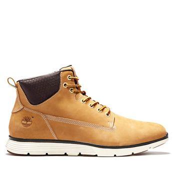 TIMBERLAND Killington Line – Yellow Nabuk Boots for Men