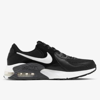 NIKE Air Max Excee GS Line – Black Sneakers