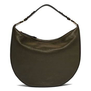 COCCINELLE Anais Line - Reef Leather Hobo Bag Made In Italy E1GH0130301G20