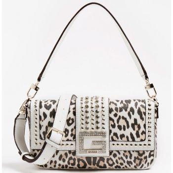 GUESS Bling Line – Leopard Shoulder Bag