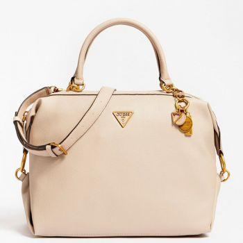 GUESS Destiny Line – Mushroom Crossbody Bag for Women