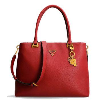 GUESS Destiny Line – Red Crossbody Bag for Women