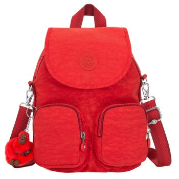 Woman Backpack KIPLING Firefly Up Active Color Red