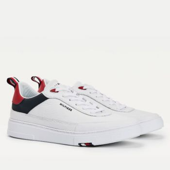 TOMMY HILFIGER TH Modern Line – White Sneakers For Men