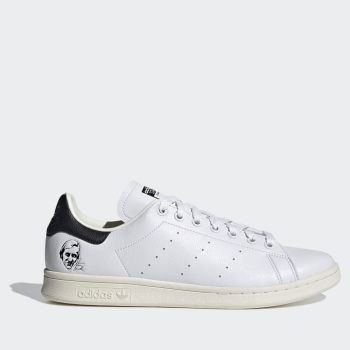 ADIDAS Stan Smith Line – White and Black Sneakers