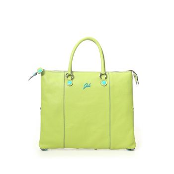 GABS G3 Plus Line Large Apple Leather Handle Bag