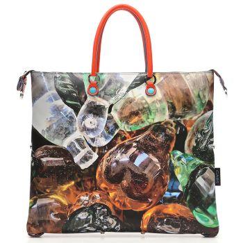 GABS G3 Plus Vetro Print Convertible Handbag Large Size