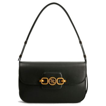 GUESS Hensely Line – Black Tote Bag VB8113210