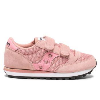 Saucony Sneakers Jazz Double HL Kids Line – Pink Metallic Sneakers