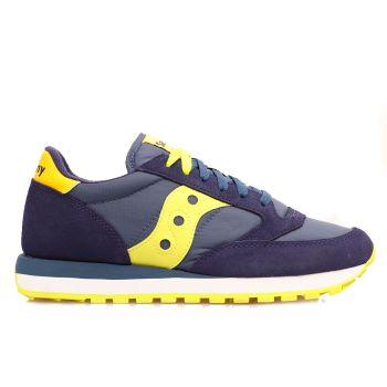 Saucony Jazz Original Yellow - Navy Sneakers For Men