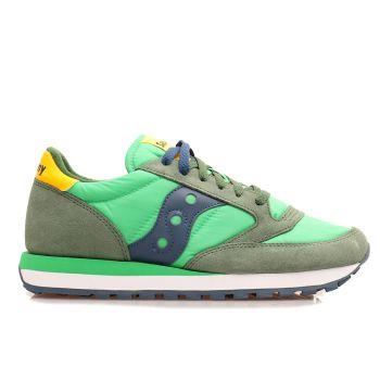 Saucony Jazz Original Green - Yellow  Sneakers For Men