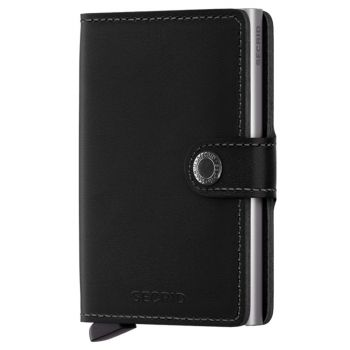 SECRID Miniwallet Original Black with RFID