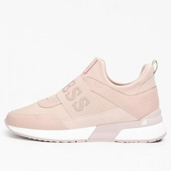 GUESS Maygin Line – Blush Sneakers for Women