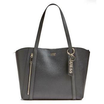 GUESS Naya Line – Black Shoulder Bag for Women