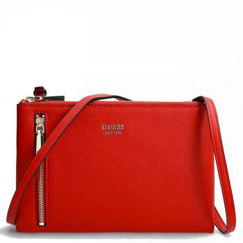 GUESS Naya Line – Red Shoulder Bag for Women