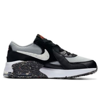 NIKE Air Max Excee MTF Line – Black Grey Sneakers for Kids