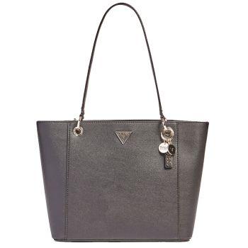 GUESS Noelle Line – Black Shoulder Bag for Women
