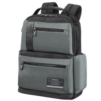 "SAMSONITE Grey Fabric Laptop 14.1"" Backpack Openroad Line"
