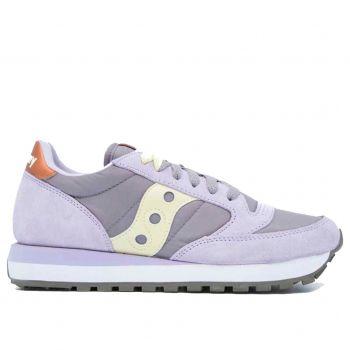 Saucony Jazz Original Purple - Yellow Sneakers For Women