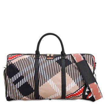 SPRAYGROUND Sharkburry Duffle Travel Bag