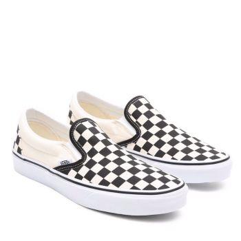 VANS Classic Line – Unisex Slip-On with Checkerboard Print