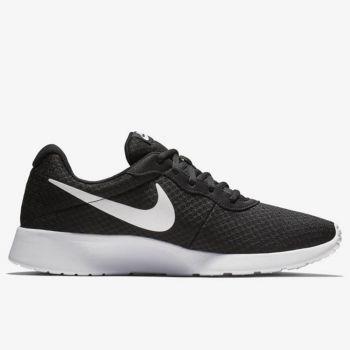 NIKE Tanjun Line – Black Sneakers