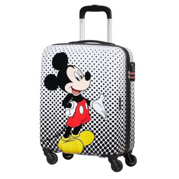 American Tourister Disney Mickey Mouse Polka Dot – Hardside Cabin Case 55 cm 4 wheels 2,6 kg