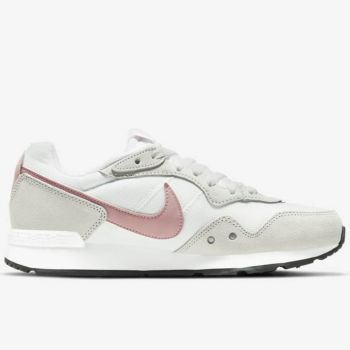 NIKE Venture Runner Line – White Pink Leather Sneakers