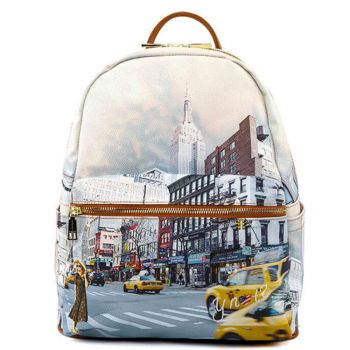 Y NOT Woman Backpack YES-381 NY Tower