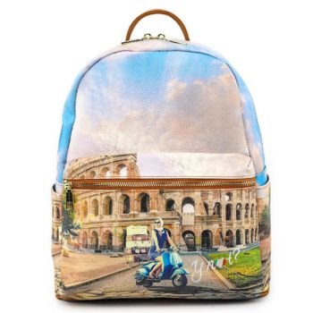 Y NOT Woman Backpack YES-381 Rome Vita