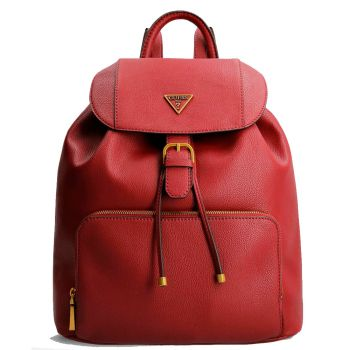 GUESS Destiny Line – Red Backpack for Women