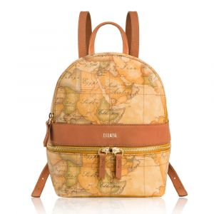 1A Classe Alviero Martini Geo Classic D098 - Small Backpack with Logo