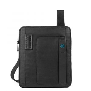 PIQUADRO Pulse Line – Chevron Fabric Crossbody Bag With iPad®Air/Air2 Compartment CA1358P16